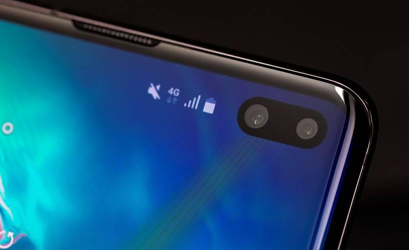 Samsung GALAXY S10 ecran
