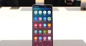 Samsung GALAXY S10 fragil