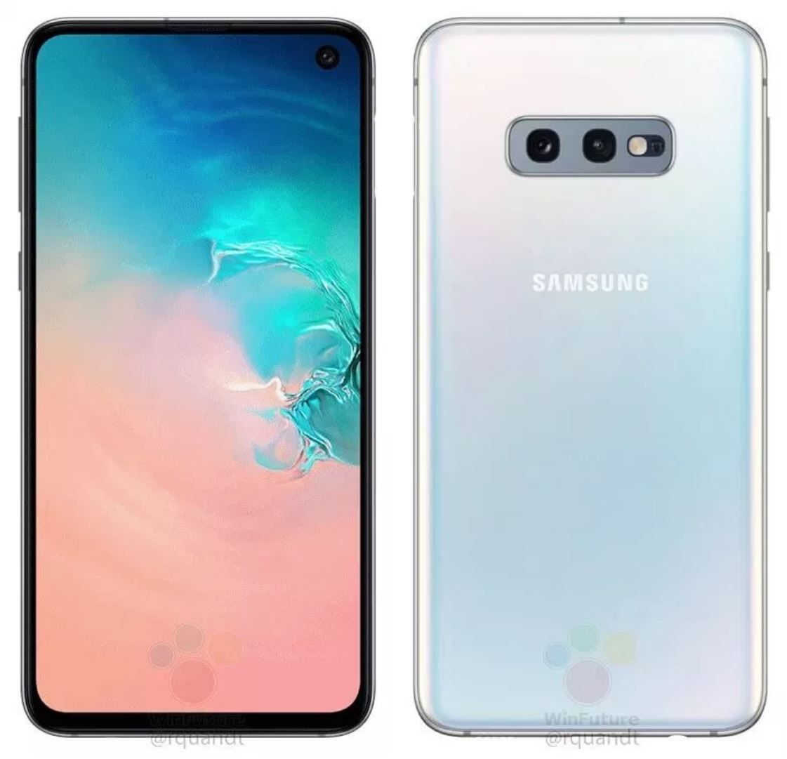 Samsung GALAXY S10 frate imagini