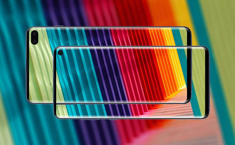 Samsung GALAXY S10 grozav imagine