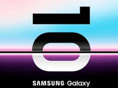 Samsung GALAXY S10 reclama