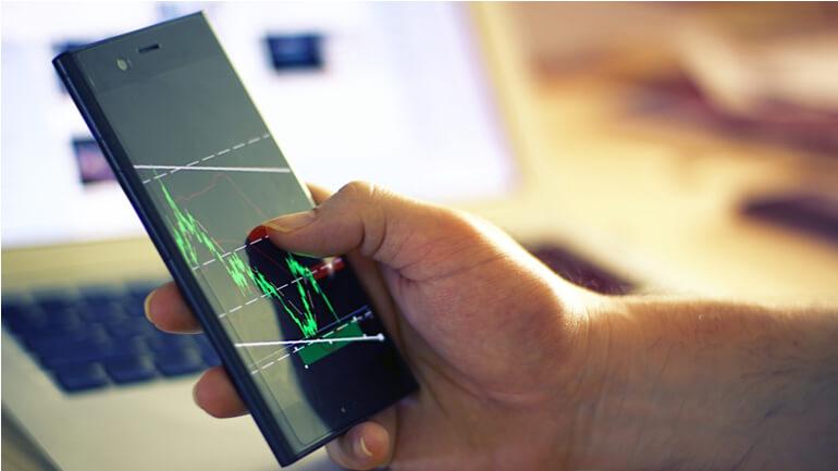 Smartphone Trader