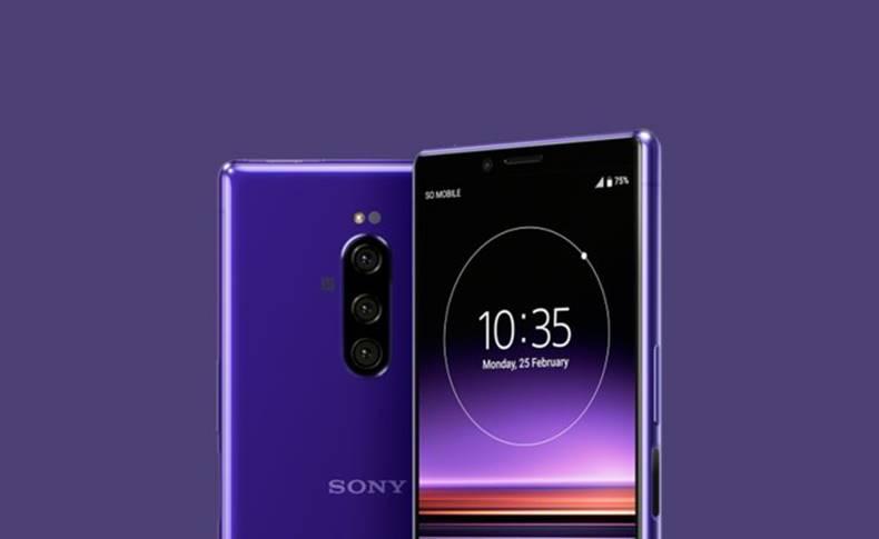 Sony XPERIA 1 4K HDR OLED