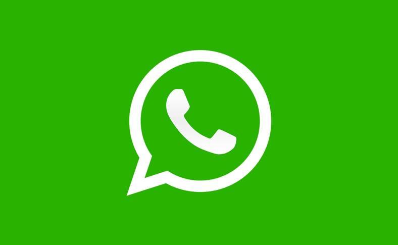 WhatsApp interfata