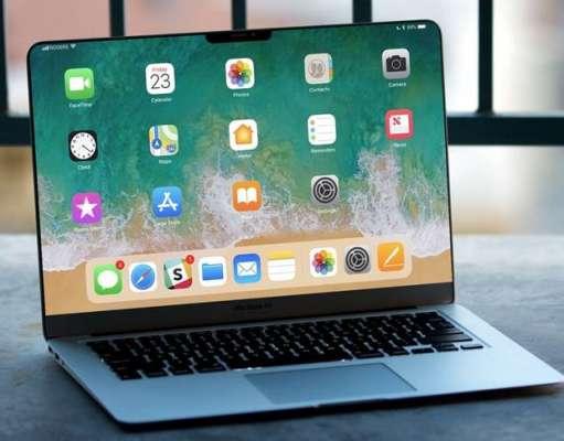 apple macbook face id