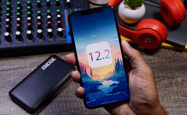 iOS 12.2 Beta 2 noutati