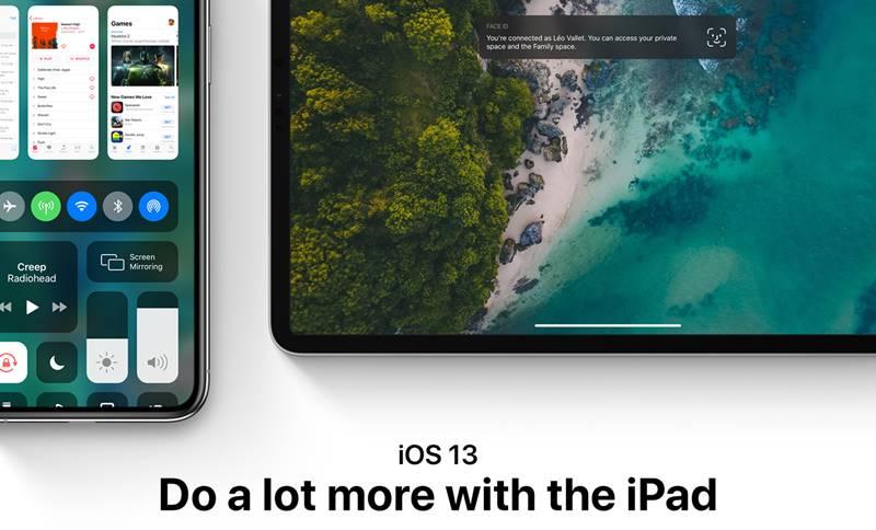 iOS 13 concept doresti