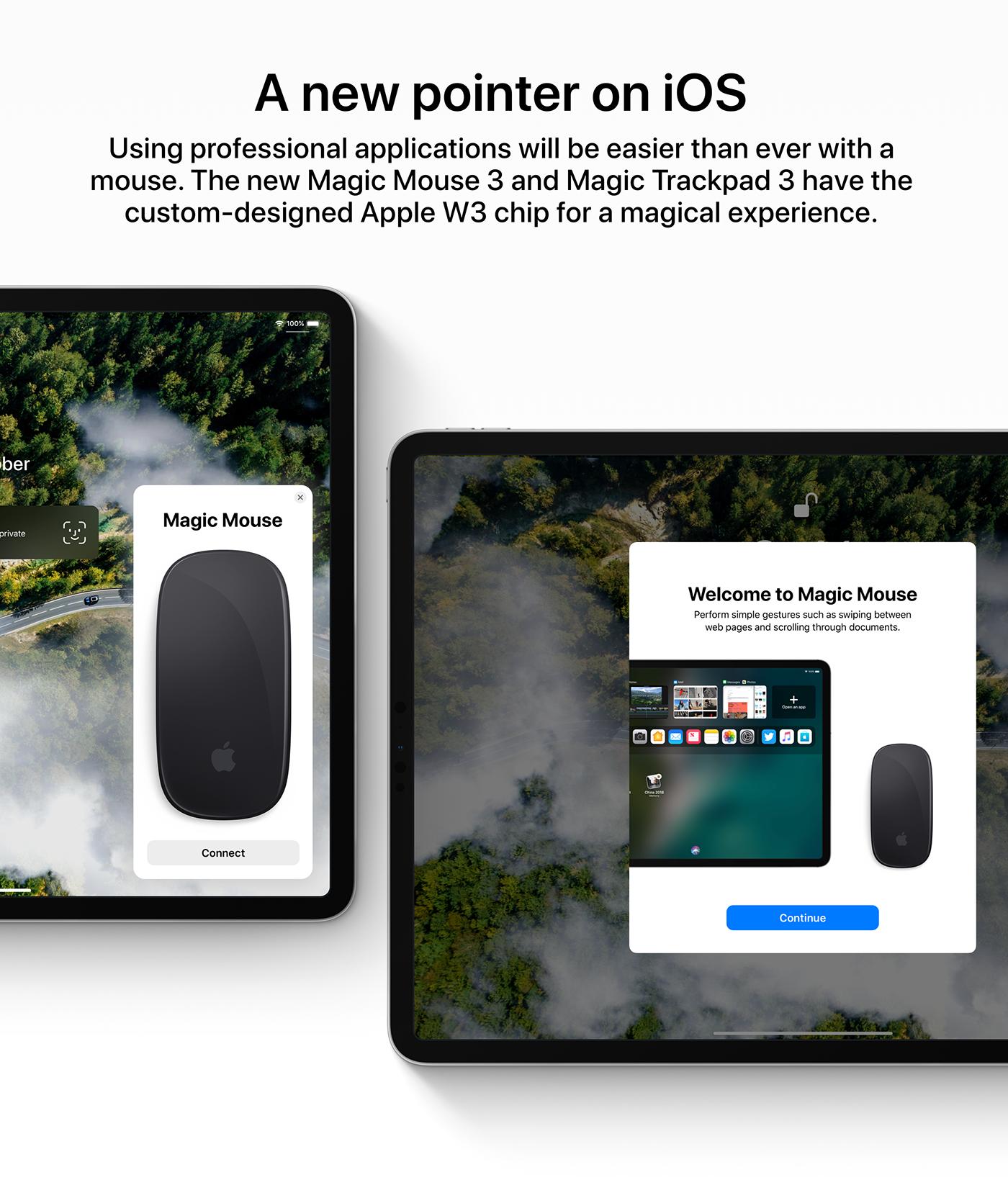 iOS 13 concept iPad