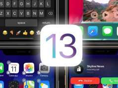 iOS 13 concept uimitor