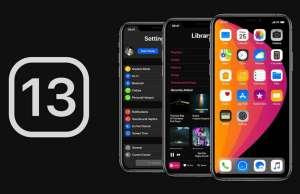 iOS 13 prezentare