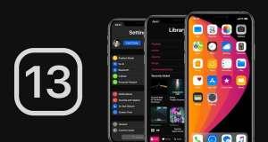 iOS 13 volum