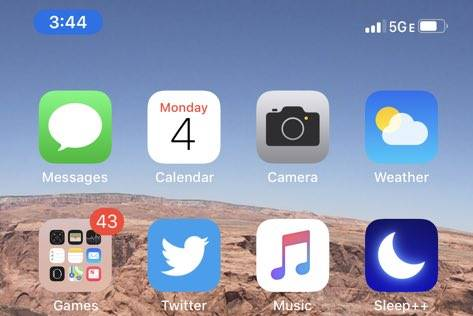 iPhone 5g e At&t