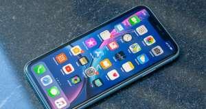 iPhone XR bokeh
