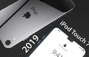 iPod Touch 7 Concept