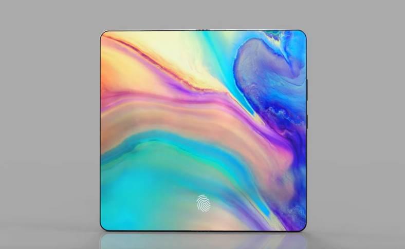 imagine Huawei MATE X