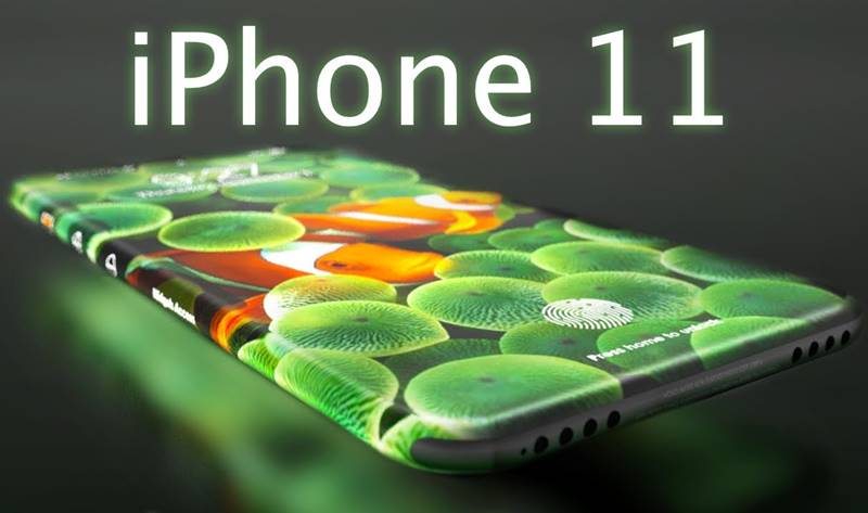 iphone 11 concept internet