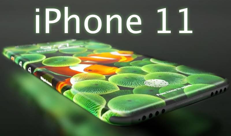 iphone 11 concept internet
