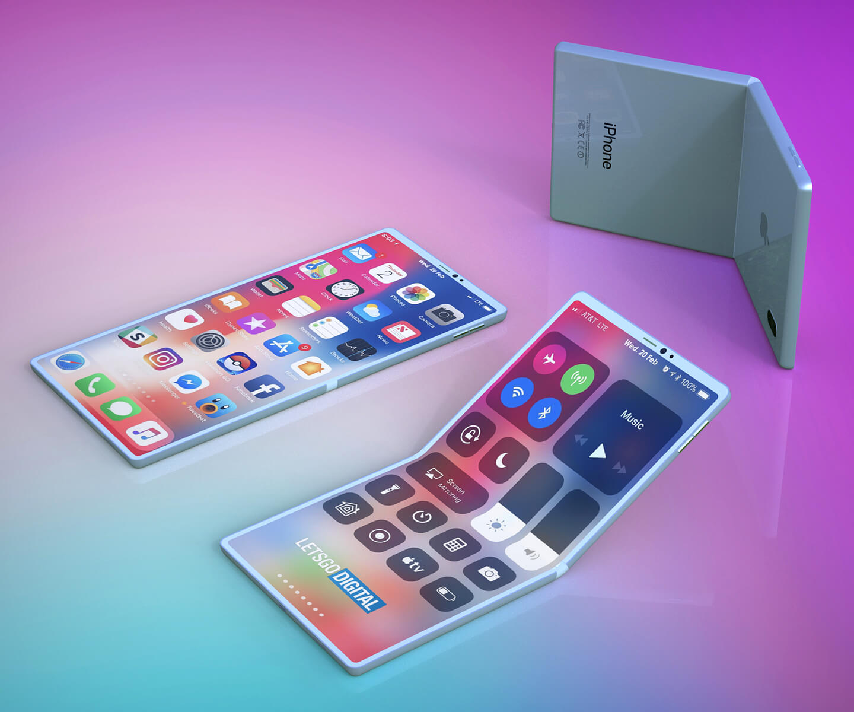 iphone pliabil imagini brevet
