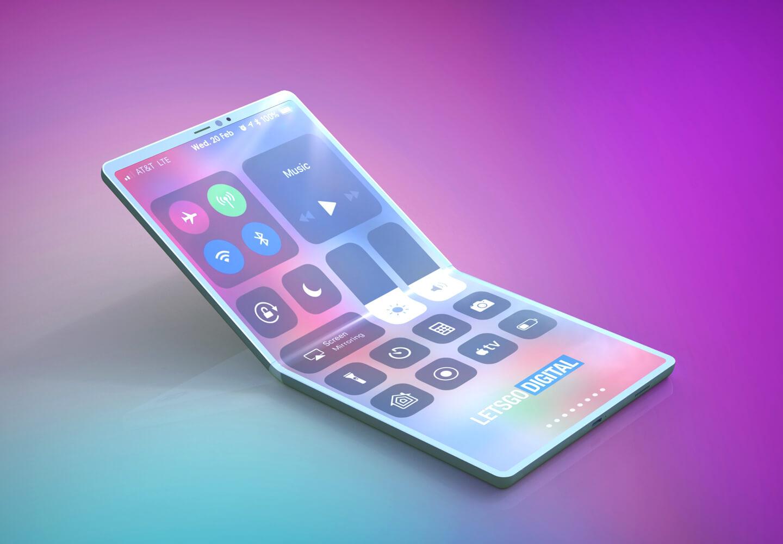 iphone pliabil imagini inventie