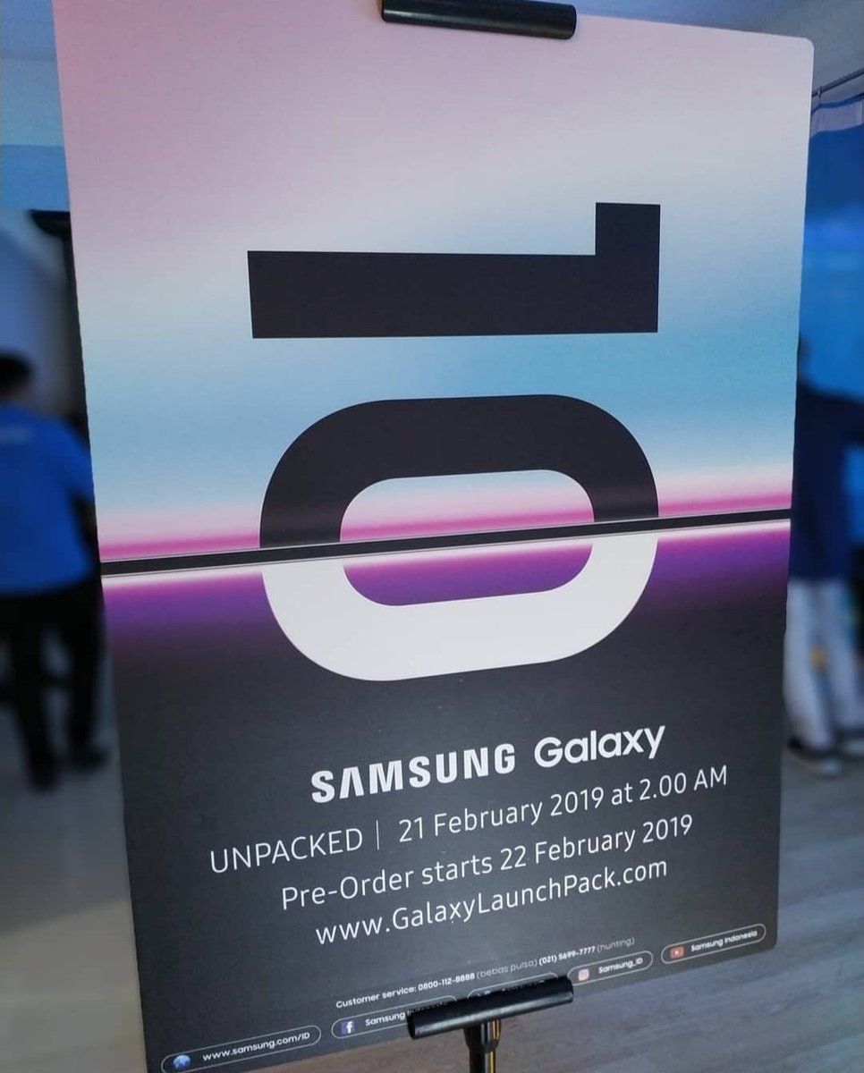 precomanda Samsung GALAXY S10