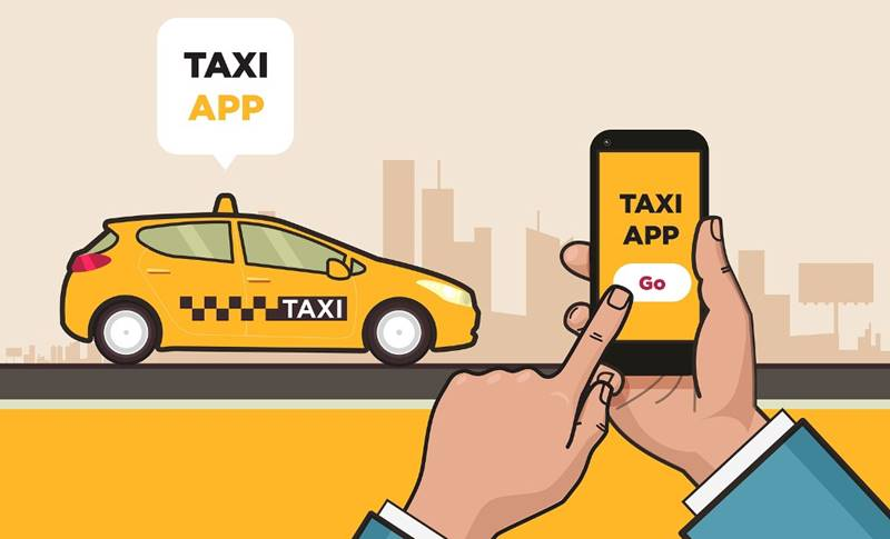 romani aplicatii taxi