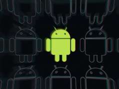 Android baterie reclame