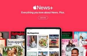 Apple News Plus SPART