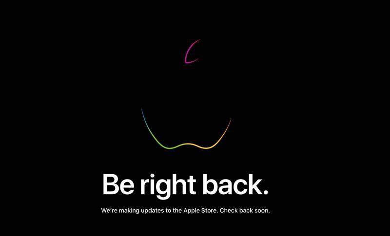 Apple Store inchis lansare