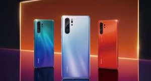 Camera Huawei P30 Pro teaser