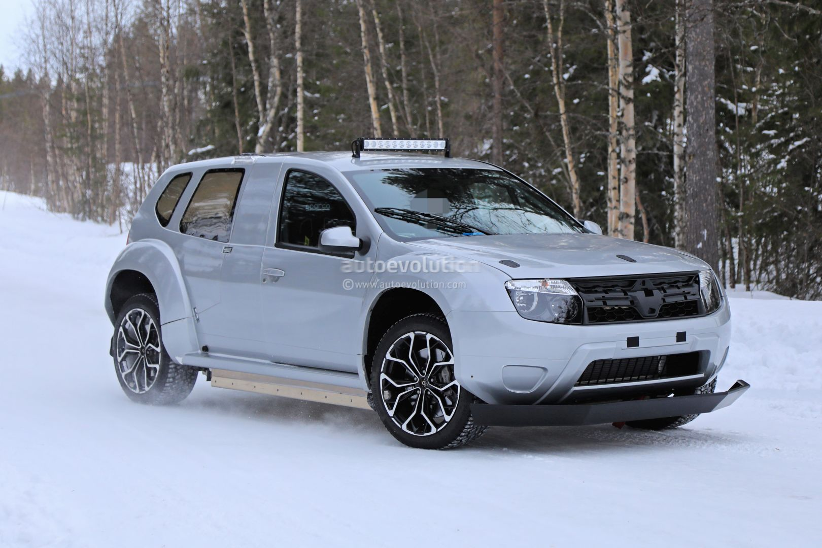 Dacia Duster electric 1