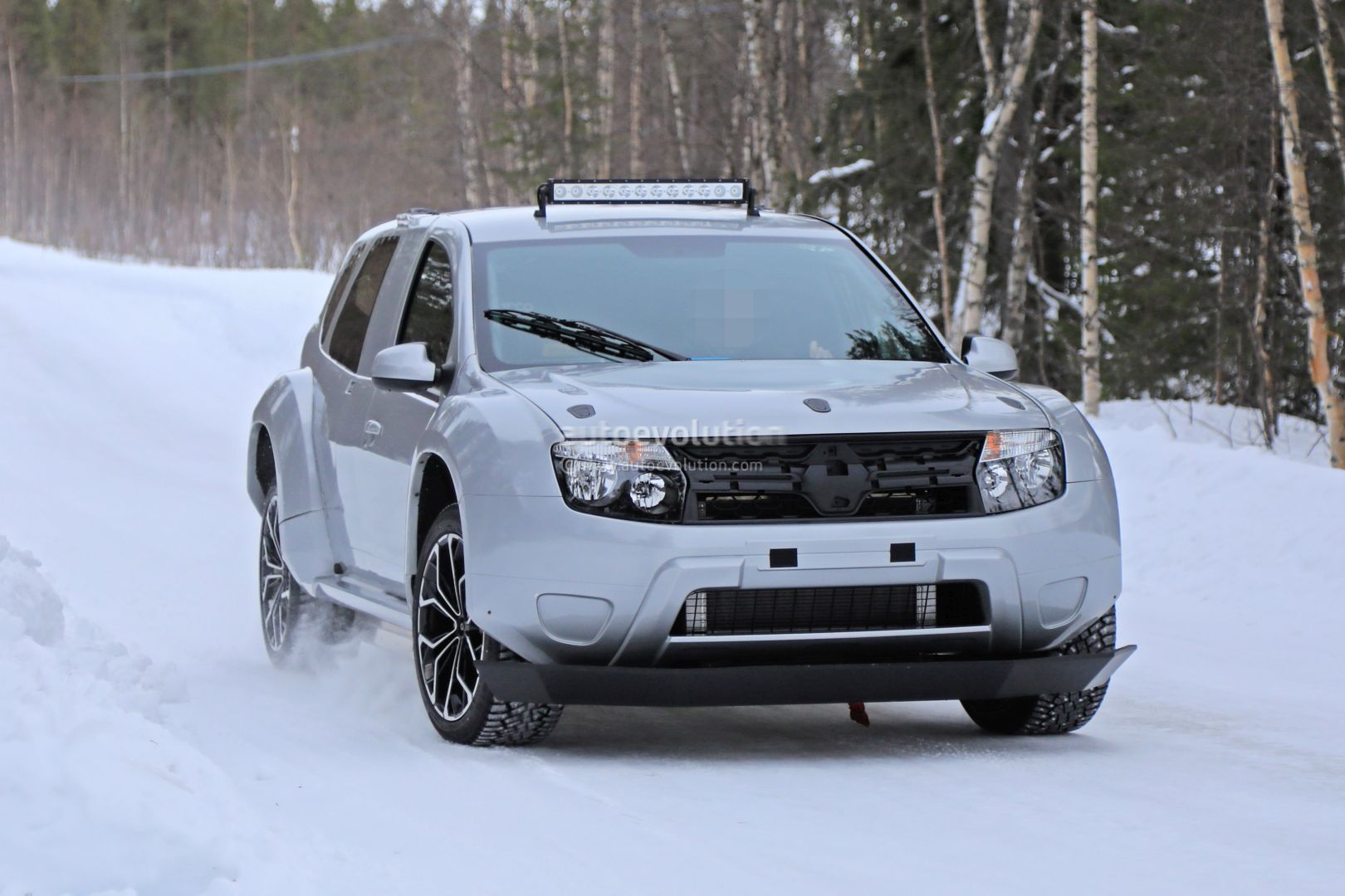 Dacia Duster electric 2