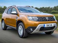Dacia Duster electric