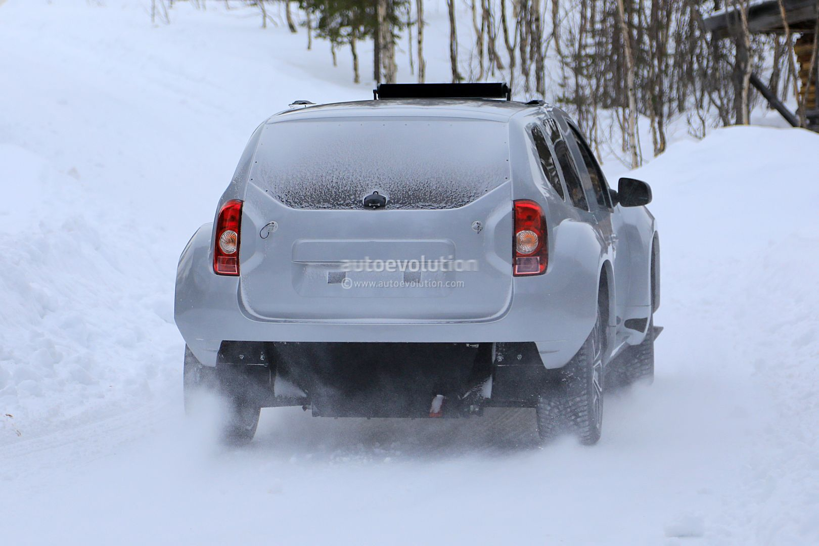 Dacia Duster electric 4