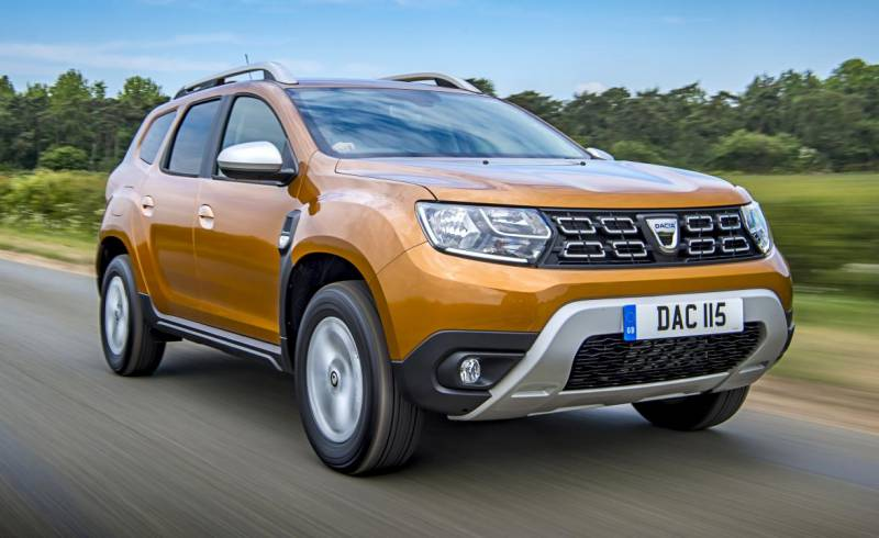 Dacia Duster electric 4