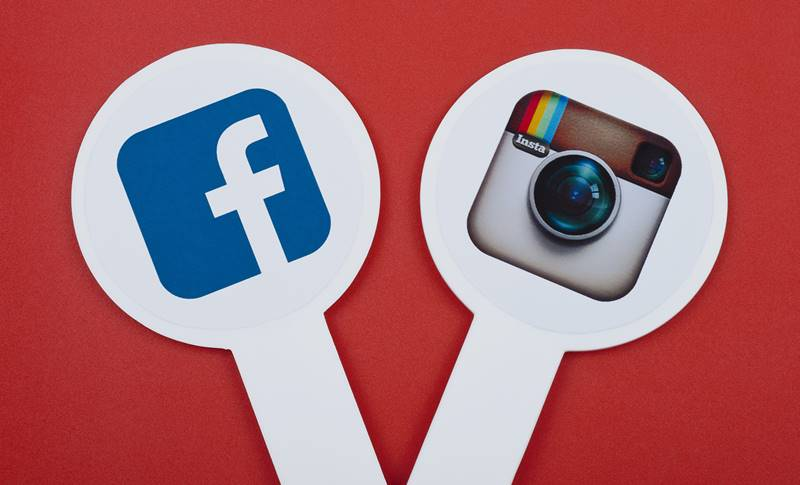 Facebook Instagram probleme nu merg