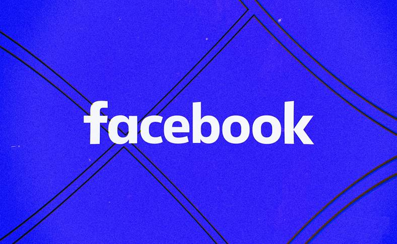 Facebook interfata