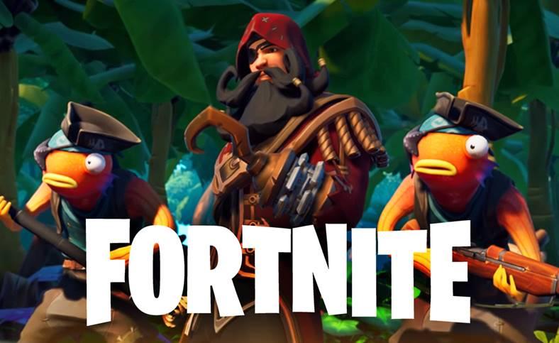 Fortnite Apex Legends