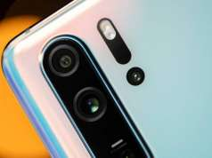 Huawei P30 PRO camera iphone xs max