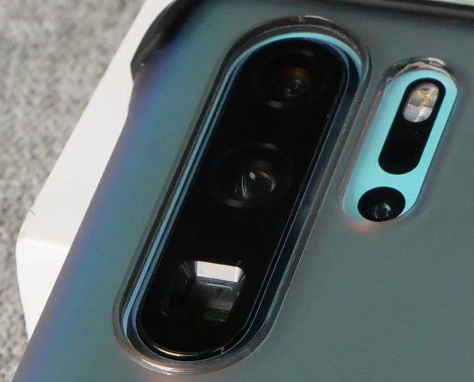 Huawei P30 PRO carcasa imagini surpriza 2