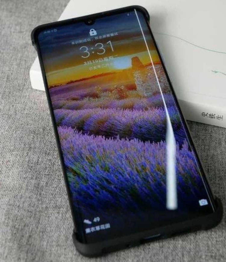 Huawei P30 PRO carcasa imagini surpriza