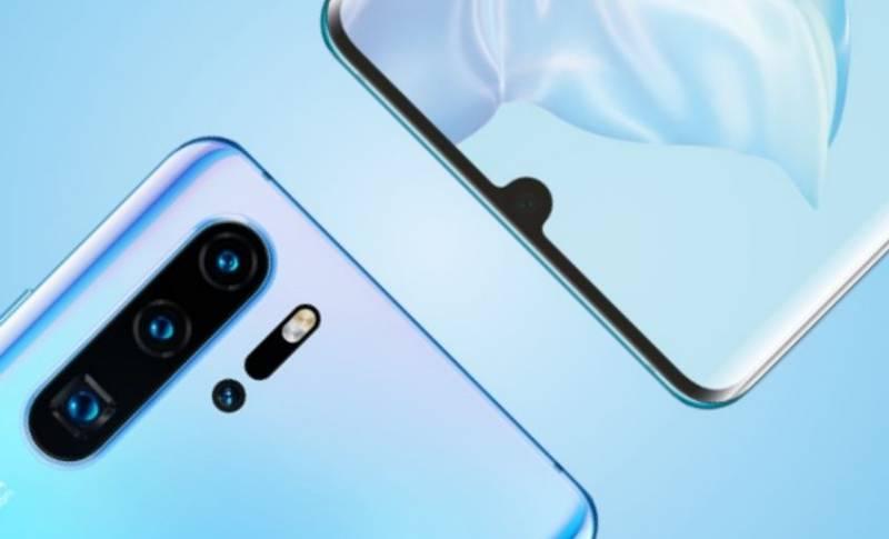 Huawei P30 PRO imagini cadou precomanda