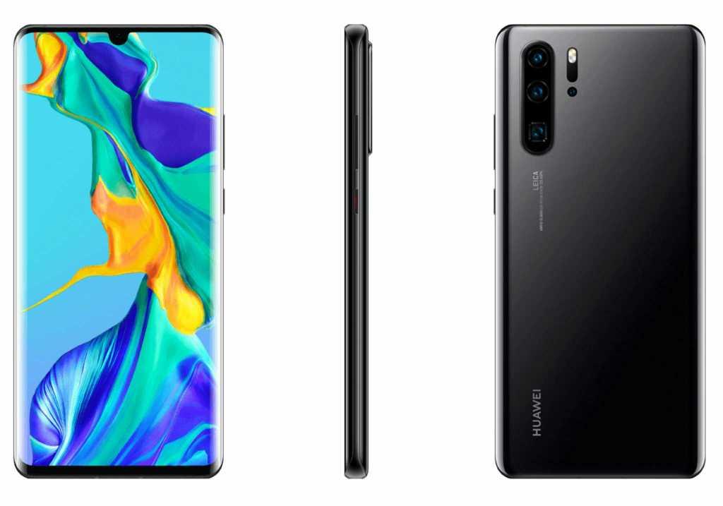 Huawei P30 PRO imagini presa model