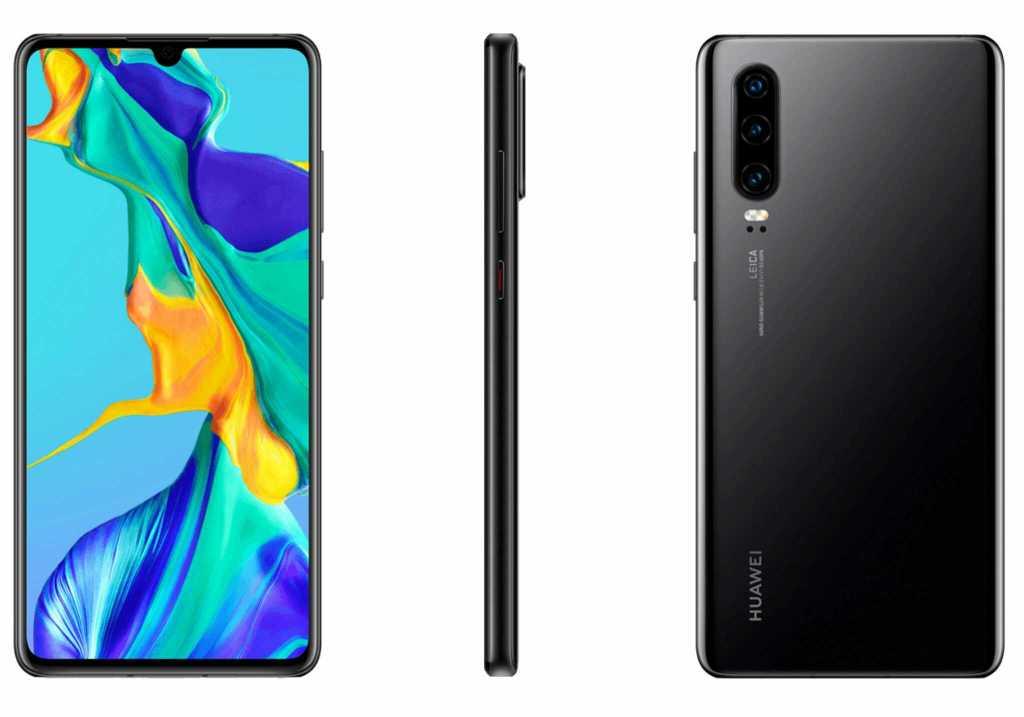 Huawei P30 PRO imagini presa p30