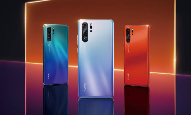 Huawei P30 PRO live video lansare