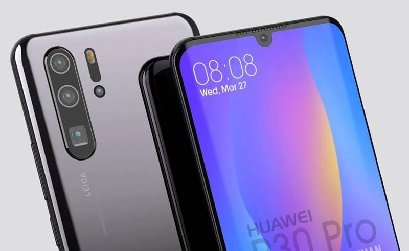 Huawei P30 PRO noutati camera