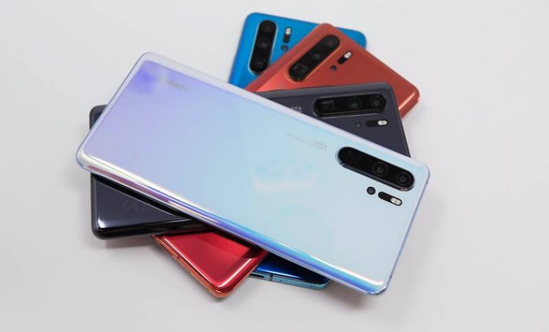 Huawei P30 PRO performante samsung galaxy s10
