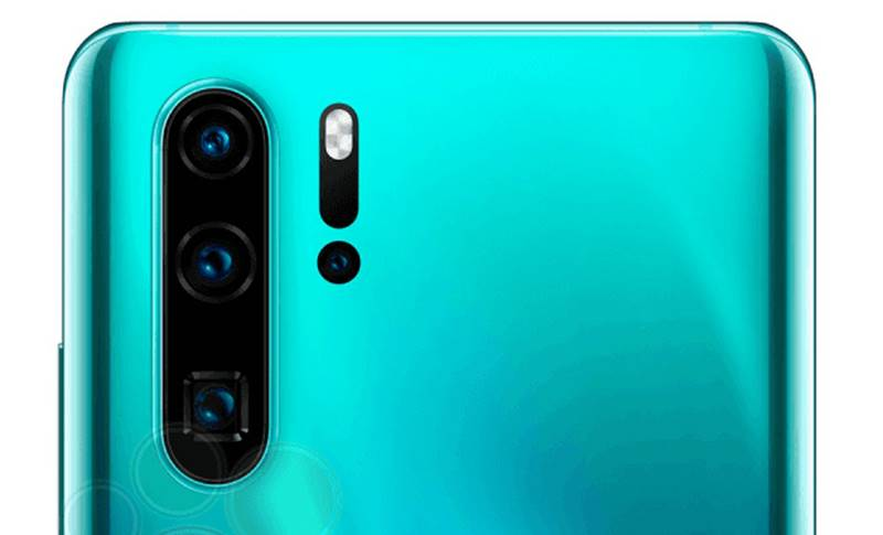 Huawei P30 PRO stocare