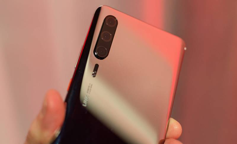Huawei P30 Pro copia iphone xs