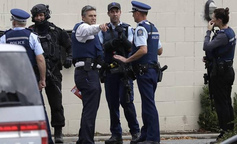 Noua Zeelanda atac armat