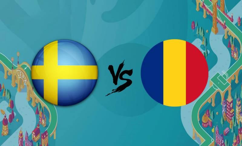 SUEDIA - ROMANIA LIVE PRO TV Fotbal EURO 2020